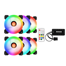 COOLMOON מרחוק RGB LED אור בקר