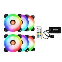 COOLMOON uzaktan RGB LED ışık kontrolörü
