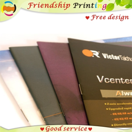 2014 custom design full color magazine / catalog book printing ...