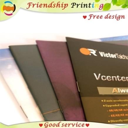 2014 Custom Design Full Color Magazine Catalog