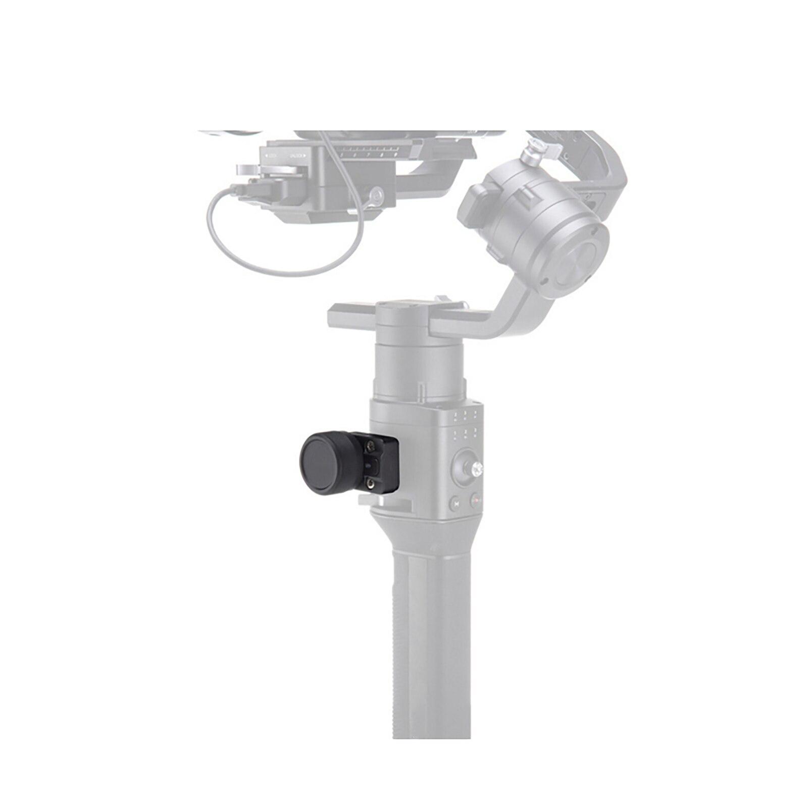 For DJI Ronin S Focus Wheel Mounts 8 pin Interface for Ronin S Handle Control Camera