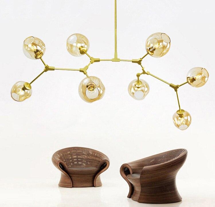 3/5/7/8/9/10/11 head Chandeliers lighting modern lamp ...