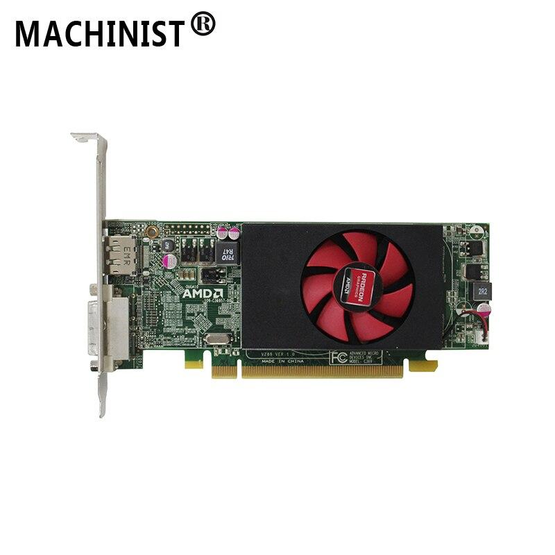 3 Monitor HP ATI Radeon HD6570 1GB DDR3 PCI  Graphics Video Card