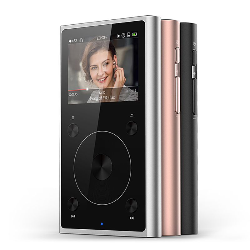 Fiio X1 II X1ii X1 2nd gen 192 kHz/32bit Dual mode Bluetooth 4.0 Portable High Resolution Lossless Music Player PCM5242 D/A