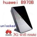 Desbloqueado huawei b970 3g wi-fi router 3g wifi router 3g mifi dongle hsupa/hsdpa/wcdma 900/2100 mhz pk b970b e5172 b681 b683