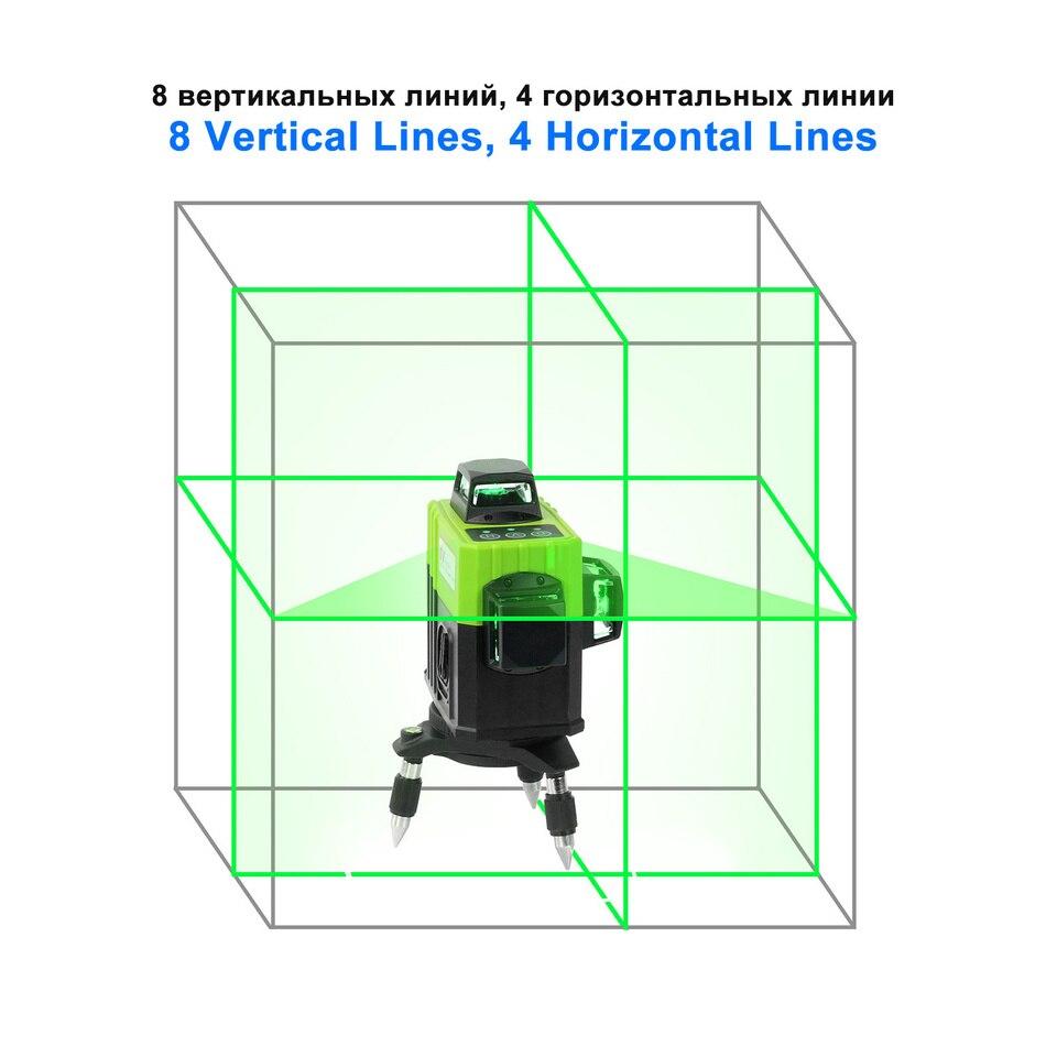 Kaitian Laser Level MG3D5L light 2