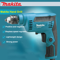New Japan Makita Electric Drill M6501B Hand Drill High Speed Multi Function Speed Control Forward and Reverse 4,500 RPM 230W