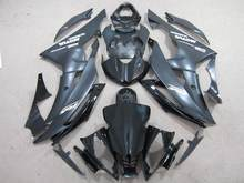 High quality Injection bodywork for YAMAHA R6 fairing kit 2008 2009 2010 2011 2012 2013 matte black