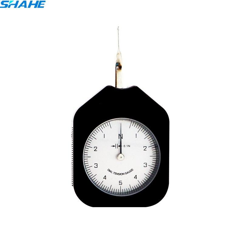Shahe Atn-5-1 Analog Spannung Meter Zifferblatt Einzigen Zeiger Spannung Gauge Hohe Qualität Kraft Meter Stabile Konstruktion