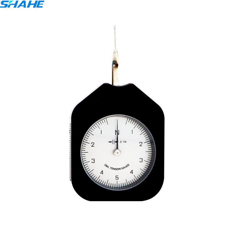SHAHE ATN-5-1 Analog Tension Meter dial Single Pointer Tension Gauge high quality Force Meter рулетка flexi vario s трос бирюзовый 5м до 12кг page 1