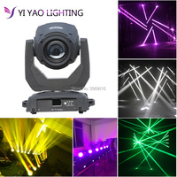132 w moving head sharpy 2R feixe duplo prisma DMX luz do estágio
