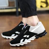 UNN Men Casual Shoes Spring Autumn Breathable Mens Flats Shoes Zapatillas Hombre Fashion Shoes Male 2