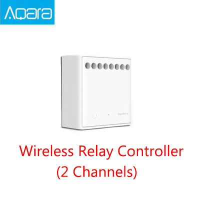 Aqara Wireless Relay Controller (2 canales)