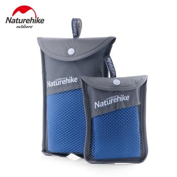 Naturehike factory sell Three Colors Quick Dry Travel Towel Microfiber Towel Sport Swimming Beach bath Towel Gym Towel 5