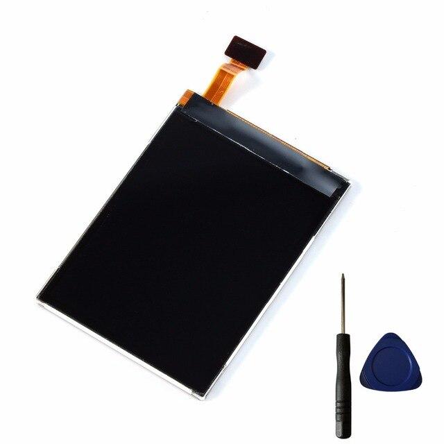 מקורי טלפון LCD תצוגת מסך עבור Nokia X5-00 6202c 6208 6120 N82 E66 N78 N79 E52 E75 C5-01 LCD + כלים