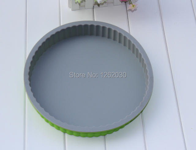 Round Shape Silicone Baking Pan