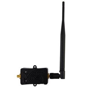 Image 2 - 4 w wlan wifi impulsionador de sinal para café escritório em casa negócios 2.4 ghz sem fio wlan roteador 5bi wi fi antena amplificador para roteador