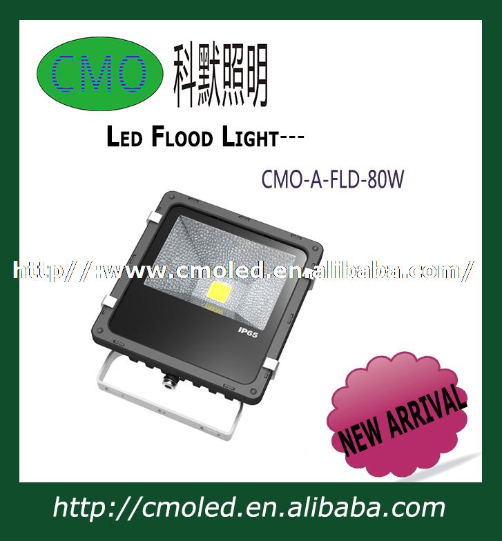 energy saving waterproof 80w cob led flood light saving