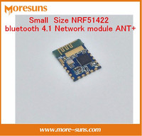 Fast Free Ship New Small Size NRF51422 Bluetooth 4 1 Network Module ANT ENIG PCB Module