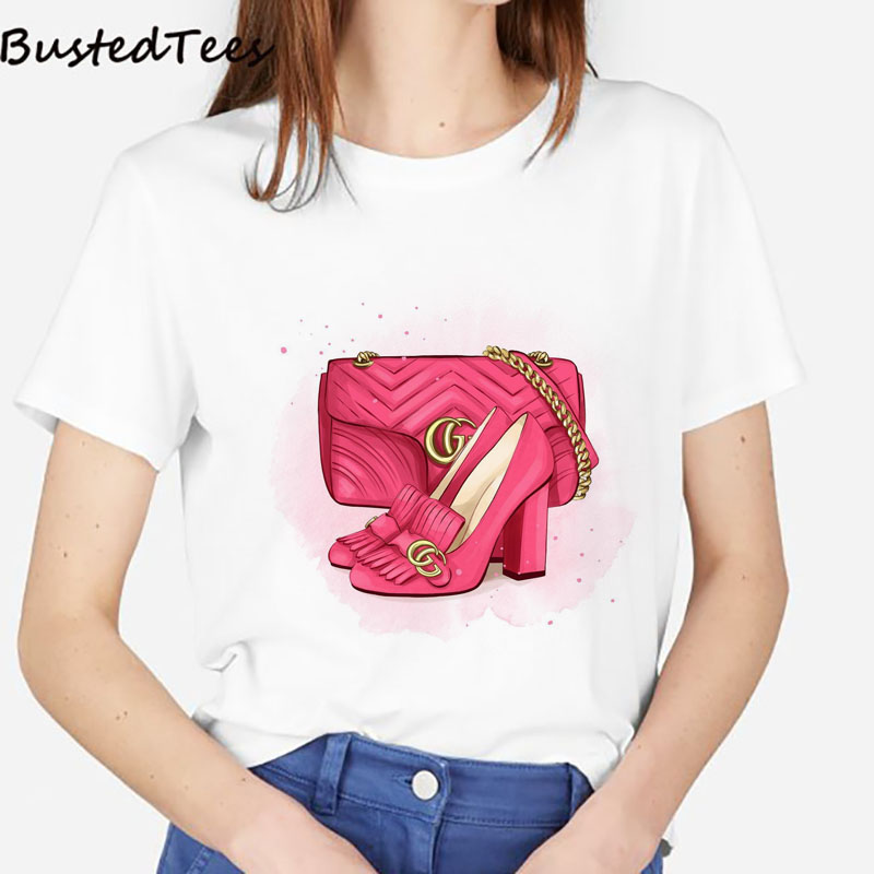 867930dcce7d Cheap T-Shirts, Buy Directly from China Suppliers:2019 BUSTED Women  Reverently Pursuit