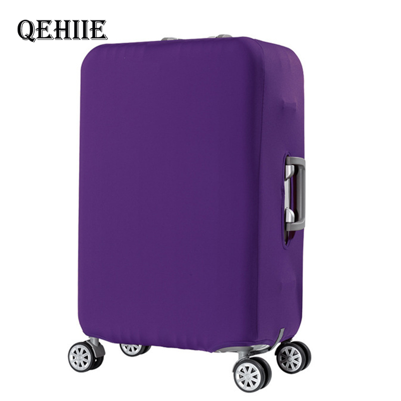 Thicken luggage Cover Suitcase Case Travel Trolley Suitcase Protective Cover For S / M / L / XL/ 18-32 Inch Travel Accessories