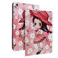 For Coque iPad Mini Cover Case HD Colorful Painting PU Leather with TPU Back Cover Cases for iPad Mini 3/2/1 Para 8 Patterns