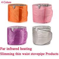 2018 NEW Electric far infrared heating warm pad waist belly Leg and body care mat Abdominal Massage belt