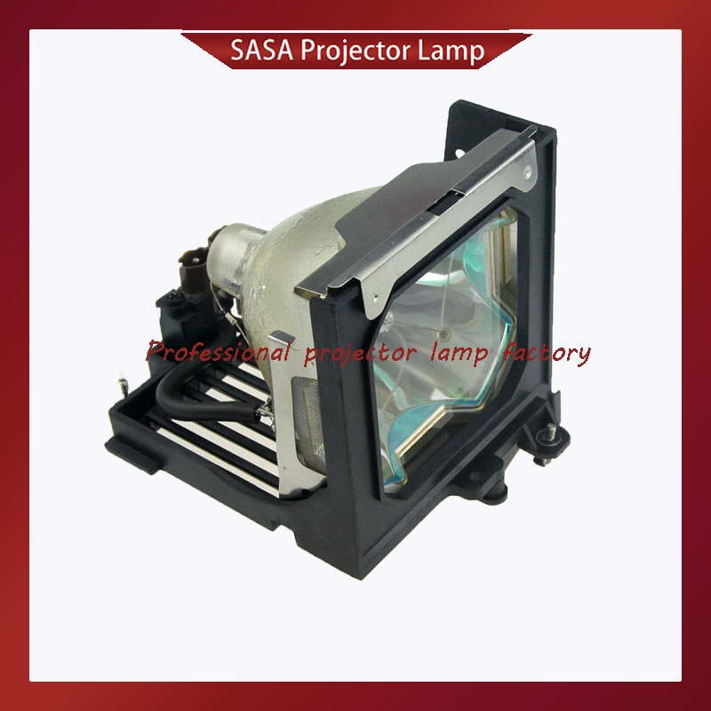 Compatible Projector Lamp with housing  POA-LMP48 610-301-7167 High Quality Bulb for SANYO PLC-XT10 PLC-XT15 -180Days Warranty high quality replacement compatible projector bulb projector lamp module poa lmp48 for plc xt15