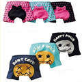 1PC Summer Style Smile Face Boys Girls  Short Pants 2017 Bows Cute Baby PP Pants Infant Babies Shorts BB Clothing