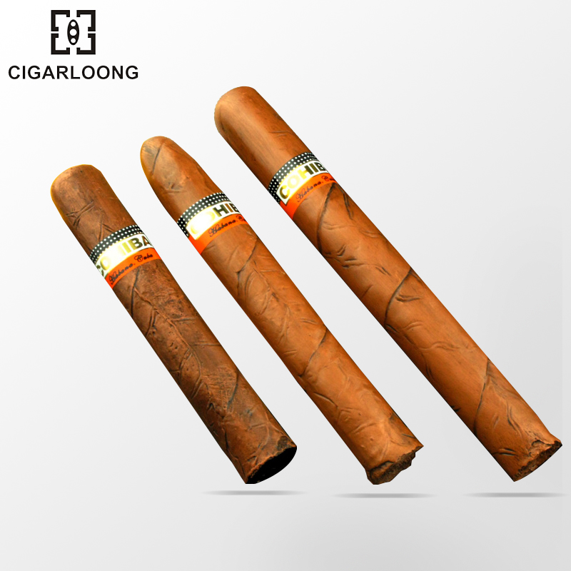 COHIBA Resin Simulation Cigarettes,Fake Cigar Cigarettes,Cuban Cigars Cigar Props,Cigar Model DH-1002