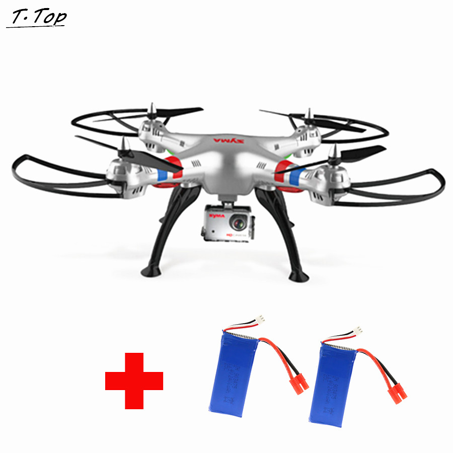 Syma X8G RC font b Drone b font with 8 MP HD Camera RC Helicopter Quadcopter