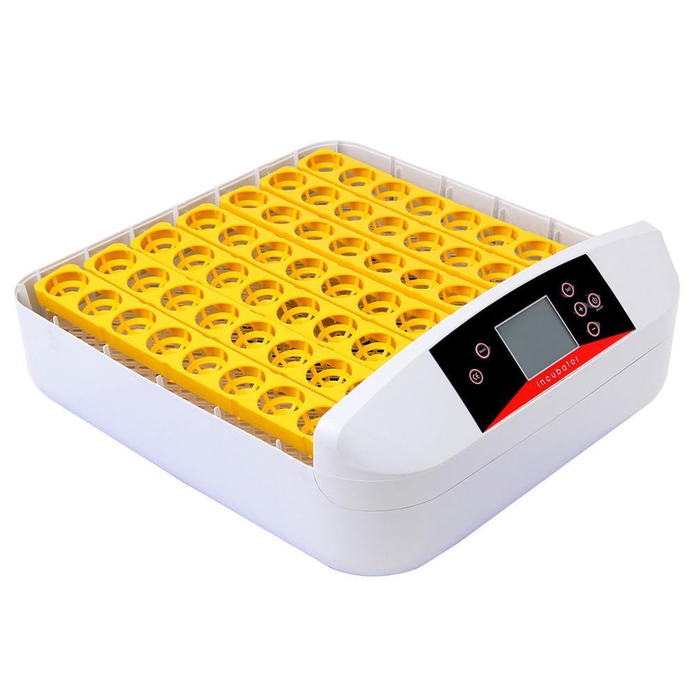 Автоматический инкубатор 56 яиц электроинкубатор инкубатория куриное яйцо инкубатор перепелиное Брудер заводская цена - 5