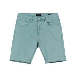 Image 5 - SIMWOOD offre spéciale 2020 été Shorts hommes genou longueur coton Shorts homme mode décontracté haute qualité mince marque vêtements 180073