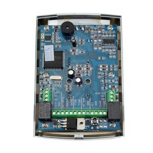 Image 5 - 金属 Rfid のアクセスコントロールキーパッド 125 125khz のスタンドアロンアクセスコントローラ防水カバーケース + 10 個キーフォブ RFID カード