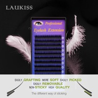 All Size C D Curl Flat Eyelash Extensions Ellipse Lashes Flat Lashes Extension For Professionals Permanente