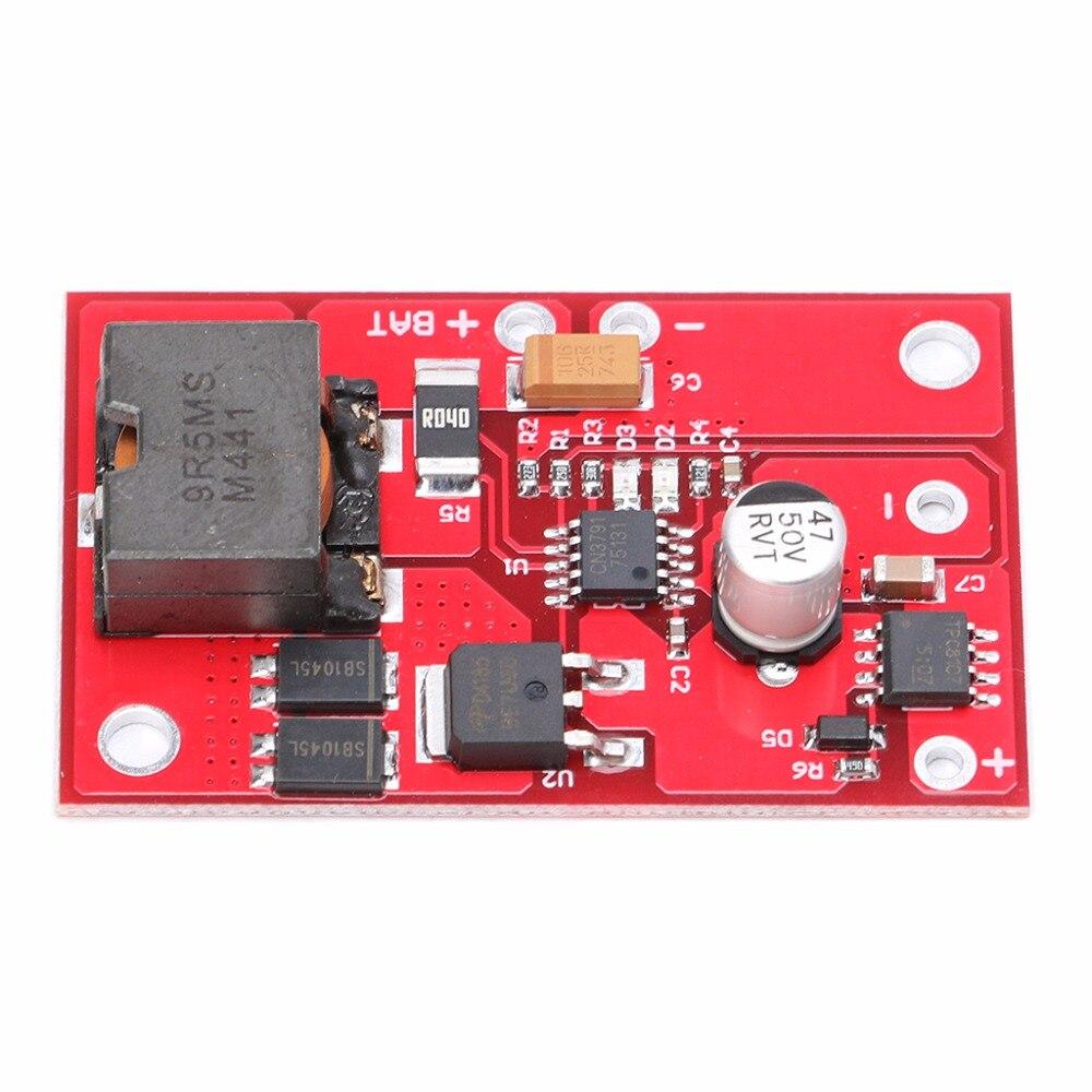 1 ячейка литиевая батарея для зарядки 3,7 В 4,2 В CN3791 регулятор MPPT солнечной панели