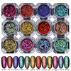 1 Box Chameleon Starry Sky Nail Paillette Sparkly Glitter Ultra Thin Sequins Powders
