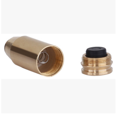 Image 2 - CAL 40 Brass Cartridge Red Laser Bore Sight Collimator BoreSighter-in Riflescopes from Sports & Entertainment