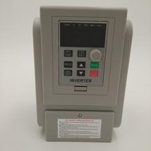 VFD В однофазный 220 В и однофазный выход ZW-AT2 преобразователь частоты 750 Вт 0.75KW 5A/1.5kw 8A привод однофазный moto скорость
