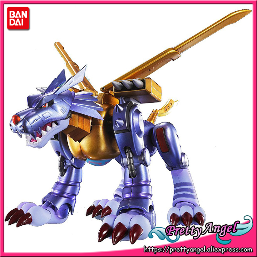 S.H.Figuarts Digimon MetalGarurumon Original Designer/'s Edition Figure Bandai