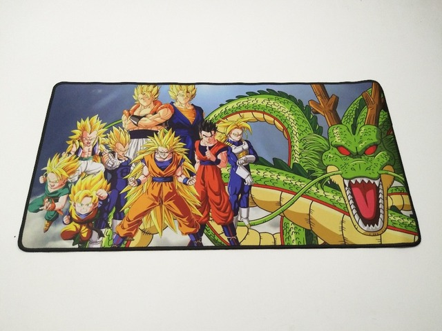 Dragon Ball Z Cartoon Large Game Mouse Pad