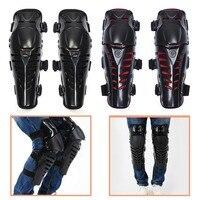 De alta Calidad de La Motocicleta Moto Racing Motocross Rodilleras Protector Guardia Engranaje Protector Casquillo, envío Libre + Número de pista