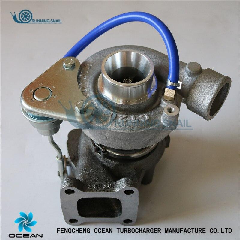 TurbochargerCT20 17201-54060 1720154060 для toyota Hiace 2,5 TD Hilux 2,4 TD LN/RNZ Landcruiser TD 2LT 2L-T