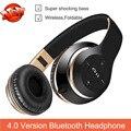 2017 Nuevo 4.0 Wireless Auricular Bluetooth de la Ayuda FM Radio Micro tarjeta sd tf para el samsung galaxy note 2/5/4 alta calidad Auriculares