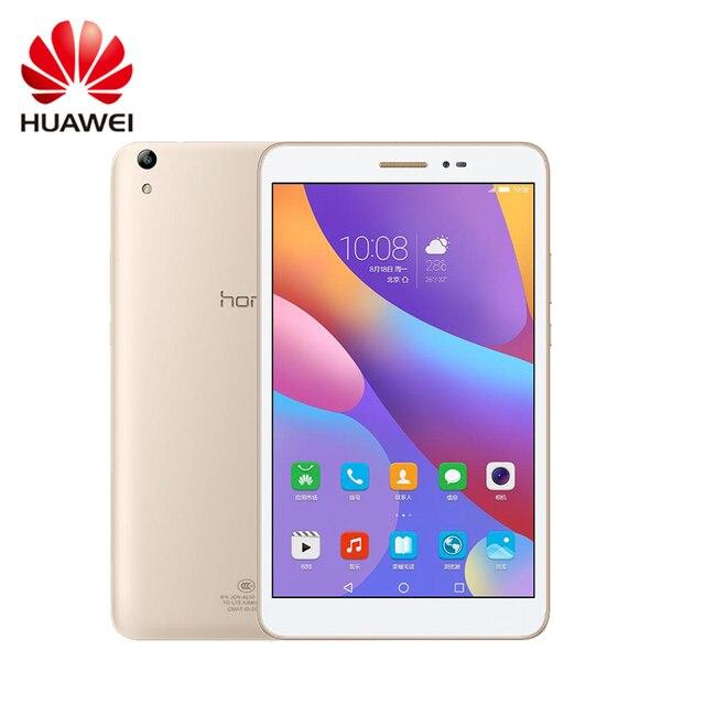 """Глобальная прошивка 8.0 """"Huawei Honor Планшеты 2 LTE/Wi-Fi 3 ГБ/4 ГБ Оперативная память 16 ГБ/ 32 г/64 г Встроенная память Android Планшеты Snapdragon 616 Octa core 8.0mp s"""