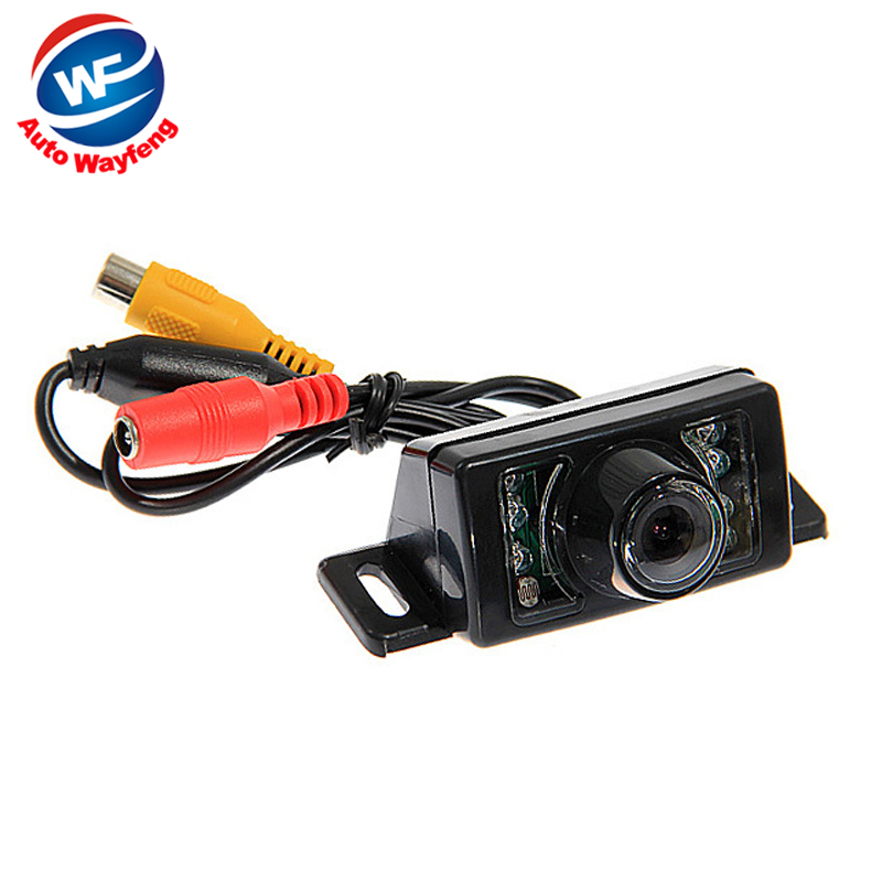 factory price waterproof car rearview rear view camera for vehicle parking reverse system with 7. Black Bedroom Furniture Sets. Home Design Ideas