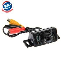 Prezzo di fabbrica impermeabile di rearview dell'automobile videocamera vista posteriore per il veicolo parking system reverse con 7 ir led di visione notturna