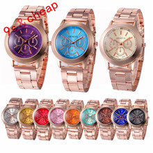 Stainless Steel Sport Quartz Hour Wrist Analog Watch #3368 Brand New High Quality Luxury Free Shipping