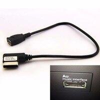 BBQ @ FUKA Music Interface AMI MMI AUX Usb-kabel Koord Auto-accessoires Fit voor Audi A4 A5 A6 A7 A8 Q5 Q7 R8 TT