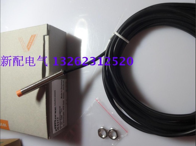 US $19 83 |IE5317 IE5267 IE5302 IE5313 IE5324 IFM New High Quality  Proximity Switch Inductive Sensor -in Sensors from Electronic Components &  Supplies